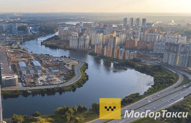 Получение лицензии на такси в Красногорске