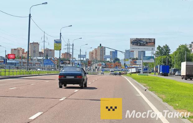 Работа водителем такси в Зеленограде