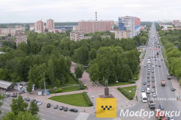 Работа водителем такси в Подольске